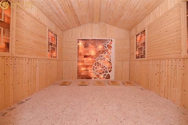 Phòng xông đá muối Himalaya