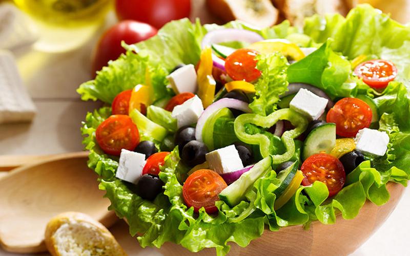 Salad - Món ngon thanh mát